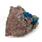 Cavansite Crystal Matrix