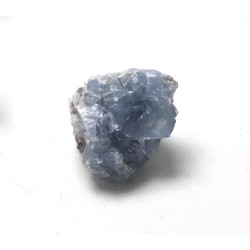 Small Celestite Cluster Formation