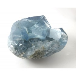 Celestite Large Crystal Polished Base