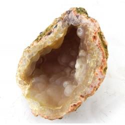 Botryoidal Chalcedony Geode Cave
