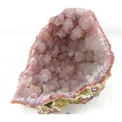 Purple Morrocan Crystal Chalcedony