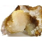 Chunky Crystalised Quartz Chalcedony Part Cave