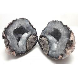 Mexican Chalcedony Quartz Geode