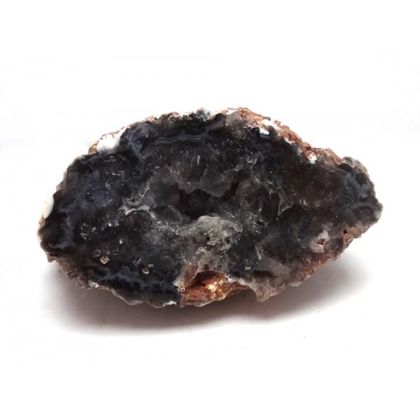 Chalcedony Quartz Part Geode