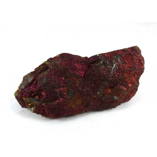 Peacock Ore from Treated Chalcopyrite