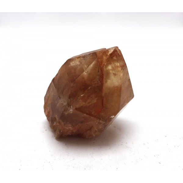Natural Citrine Crystal Point