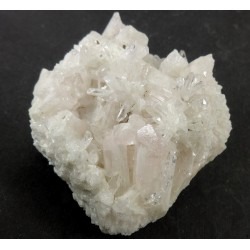 Pink Danburite Clear Crystal Cluster
