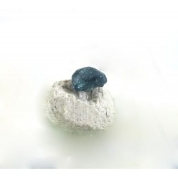 Blue Diamond Natural Crystal