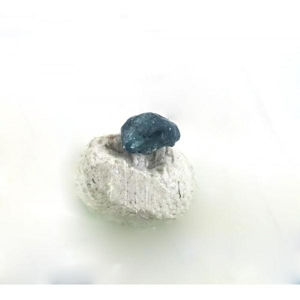 Blue Diamond Natural Crystal