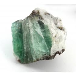 Chitral Emerald Crystal in Matrix