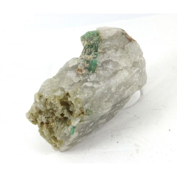 Emerald Crystals Matrix