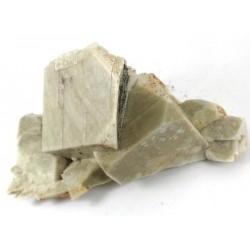 Feldspar Crystal Specimen with Aegirine