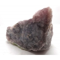 English Purple Fluorite Chunk