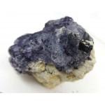 Fluorite with Tourmaline Erongo Namibia
