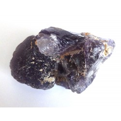 Purple Fluorite Chunk