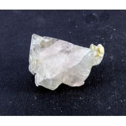 Pink Fluorite Crystal Piece