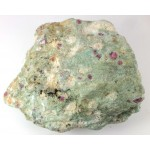 Ruby in Fuchsite Mineral