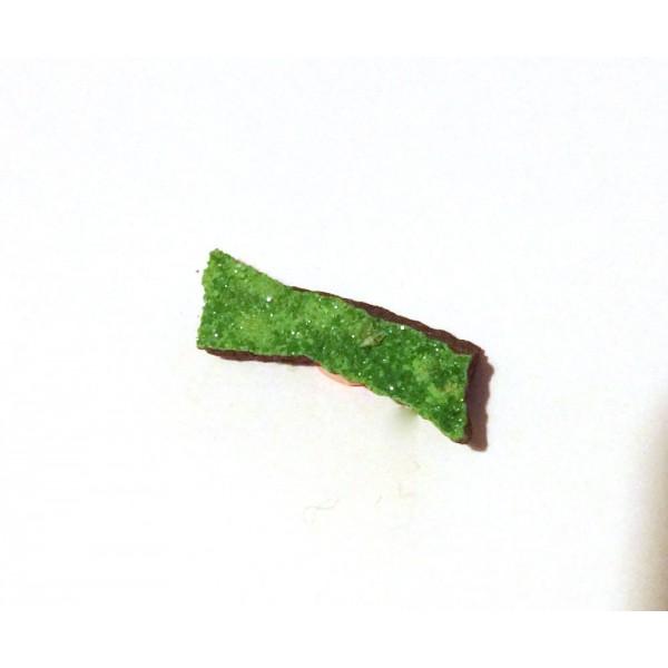 Uvarovite Garnet Natural Matrix