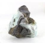 Blue Hemimorphite Crystal Formation