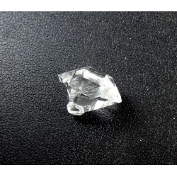 Genuine Herkimer Quartz Diamond with Baby Crystal