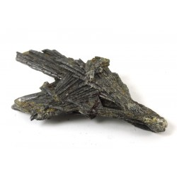 Black Kyanite Natural Formation
