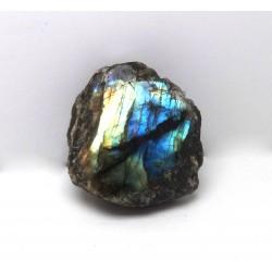 Blue and Gold Labradorite