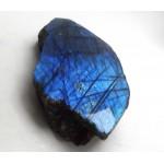Madagascan Vibrant Blue Labradorite