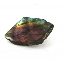 Purple Colour Flash Labradorite