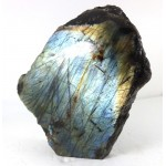 Madagascan Blue and Silver Labradorite