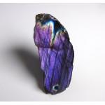 Vibrant Purple Colour Flash Labradorite