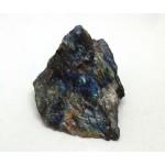 Blue Gold Labradorite Polished Surface