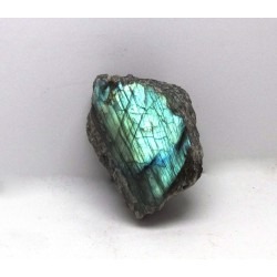 Madagascan Blue Green Labradorite with Sparkly Effect