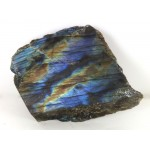 Madagascan Blue Green and Gold Labradorite