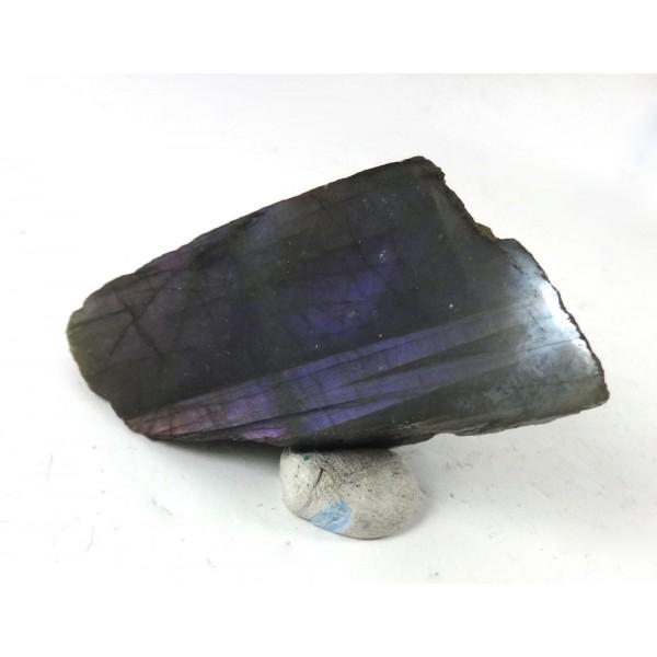 Purple Colour Flash Labradorite