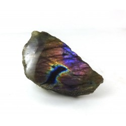 Purple Flash Labradorite