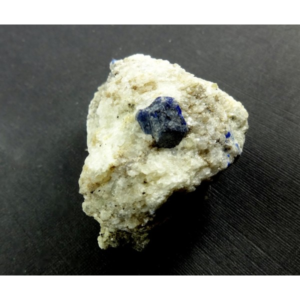 Lapis Lazuli Crystal in Matrix