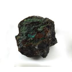 Libethenite Crystal Matrix