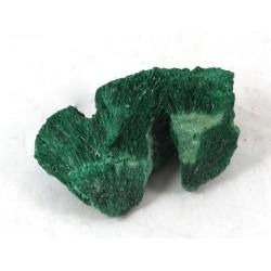 Sparkly Crystalline Malachite Specimen