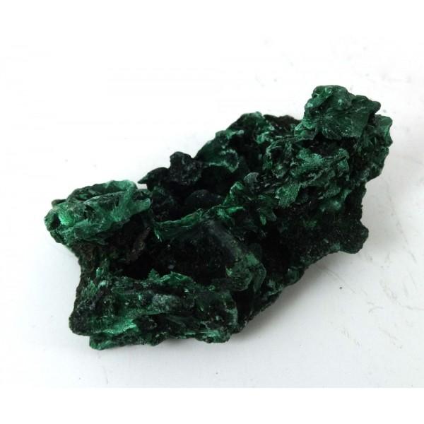 Bright Crystalline Malachite Specimen