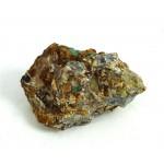 Crystalline Malachite Matrix Specimen