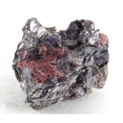 Lepidolite Mica and Garnet