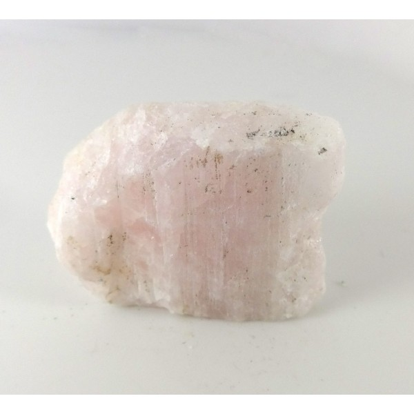 Morganite Pink Crystal Chunk
