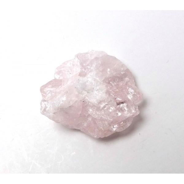 Pink Morganite Crystal Chunk