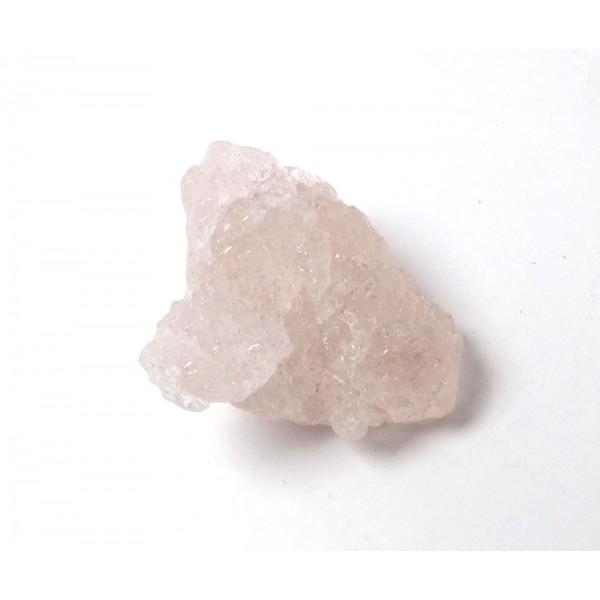 Hint of Pink Morganite Crystal Piece