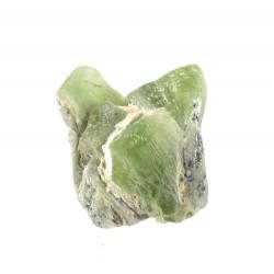 Peridot Twin Crystal