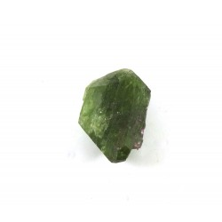 Peridot Part Crystal Piece