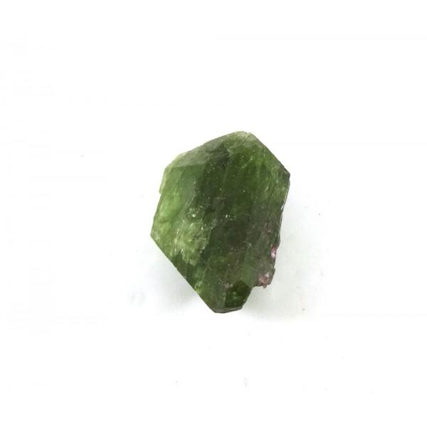 Peridot Part Crystal Piece