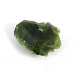 Peridot Crystal Point Formation