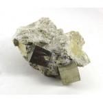 Pyrite Cube Matrix