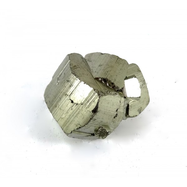 Pyrite Crystal Formation